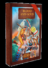 FIELD OF GLORY - COMPANION 12 - BLOOD AND GOLD - THE AMERICAS AT WAR