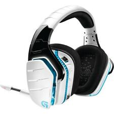 Logitech G933 WHITE Artemis Spectrum Wireless 7.1 Surround Gaming Headset