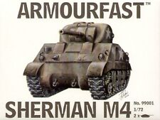 Armourfast 1/72 M4 Sherman Medium Tank # 99001