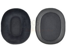 Velour Ear pads cushion for Audio-Technica Ath-M30 Ath-M35 Ath Sx1 Dj Headphones