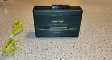 Vintage  00004000 Sound-Sonic Stereo Cassette Player W/ Earbuds *Inspected & Working*