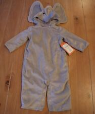 New Pottery Barn Kids BABY ELEPHANT Costume Toddler Infant 6-12 Months