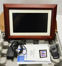 Philips Model SPF3402S/G7 10.1 Inch Digital Photo Frame