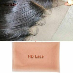 Invisible Transparent HD Lace Net Wig Caps For Making Wigs Swiss Lace Net