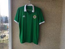 Northern Ireland Football Shirts 2018/2019 Jersey L Adidas Soccer