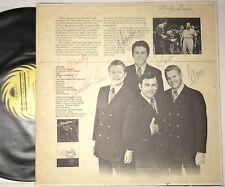 SIGNED The Sun Tones / Watch What Happens Vinyl LP Sunrise LPS 4309 If I Fell