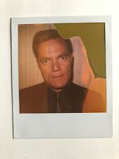 Polaroid of Michael Shannon by Ray Lego