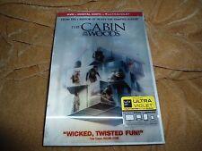 Cabin In The Woods (2011) [1 Disc Reg.: 1 NTSC DVD] W. LENTICULAR SLIP CASE BOX