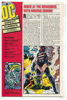 DC Direct Currents 57 1st Doomsday Death Of Superman Man Of Steel 18 Spectre