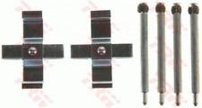 TRW pfk561 Zubehörsatz, Disques Plaquette De Frein