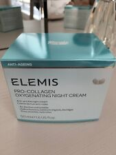 Elemis Pro Collagen Oxygenating Night Cream 50ml BNIB