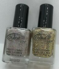 BN Color Club Colour Club Glitter Nail Polish Duo 15ml X2