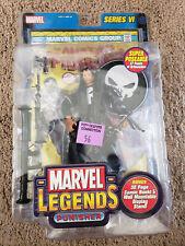 Marvels Classic Action Figures Series VI Marvel Legends The Punisher