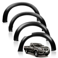 "Fender Flare Wheel Arch 6"" Trim Texture Black For Nissan NP300 Navara 2015 - 17"