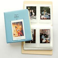 64 Pockets Album Photo Case For Fujifilm Instax Mini8 7s 25 50s 90 Polaroid Blue