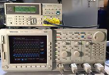 Tektronix TDS784D 4 Channel Oscilloscope 1GHz 4GSa/s 13 1F HD 2M 2F 2C, New CRT