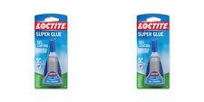 Henkel 234790 Loctite Super Glue Gel Control 2 Pack