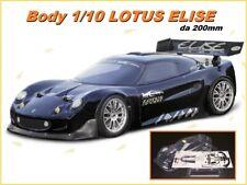 Carrozzeria Body 1/10 Touring 200mm width LOTUS ELISE for per NT1 MTX6 Capricorn
