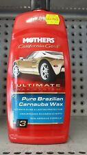 MOTHERS - California Gold Pure Brazilian Carnauba Wax *Bottled* (Step 3) #05750