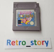 Nintendo Game Boy - Kirby's Star Stacker - PAL - EUR