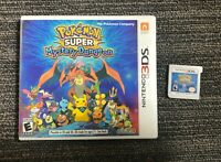 Pokemon Super Mystery Dungeon Nintendo 3DS  - Tested
