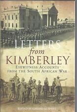 Letters from Kimberley: Eyewitness Accounts from the South African Wars NEW