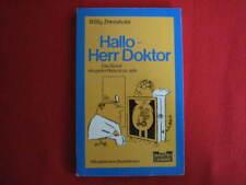 Hallo Herr Doktor * zahlreiche Illustrationen * Willy Breinholst * Bastei 1983 *