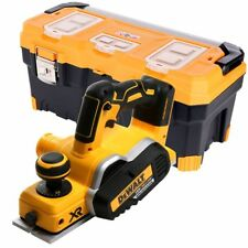 DeWalt DCP580 18V XR Brushless Planer With 26 inch/67cm Tool Storage Box