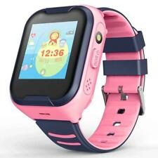 Children Smart Watch OLED 4G GSM Call Video Phone Watch Wifi GPS LBS Tracking