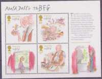 GB 2012 Commemorative Stamps~Roald Dahl~ M/S~Unmounted Mint Set~UK