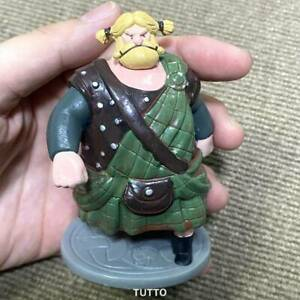 Disney Pixar Brave Lord McGuffin Exclusive Figure Cake Topper Kids Gift Toys