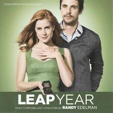 Various Artists - Leap Year Original Motion Picture Soundtrack CD