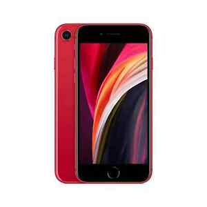 Total Wireless Prepaid iPhone SE 2nd Gen (64GB) - Red Brand New sealed box