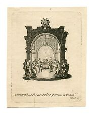 """Jacques Callot """"The Small Passion of Christ"""" complete set"""