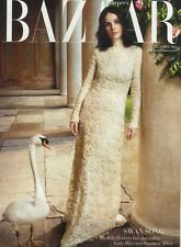 HARPERS BAZAAR MAGAZINE 2015 OCT MICHELLE DOCKERY