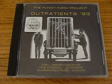 CD Album: Fish : Outpatients '93 The Funny Farm Project    Marillion
