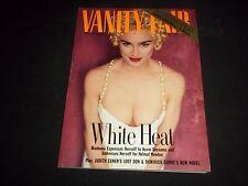 1990 APRIL VANITY FAIR FASHION MAGAZINE - MADONNA COVER - NICE PHOTOS - J 1132
