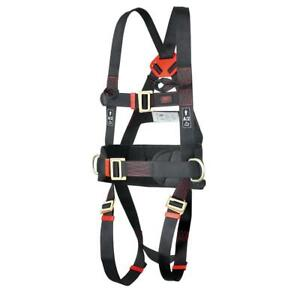 JSP Spartan 3 Point Height Fall Safety Adjustable Harness UK Belt Incorporated