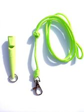 VERDE LIME ACME 211.5 Gundog fischio & Lime Verde turchi HEAD Knot CORDINO