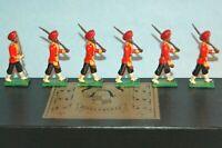 PLANTAGENET England 14th FEROZEPORE SIKHS Bengal Native Infantry 6 figures BOXED