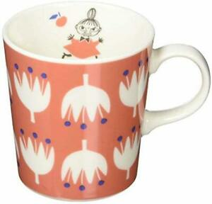 Moomin Little My 300mL Mug Cup (with box) Red MM1002-11 F/S w/Tracking# Japan