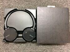 Sony MDRZX220BT/B Wireless On-Ear Headphone Black Bluetooth MDR-ZX220BT