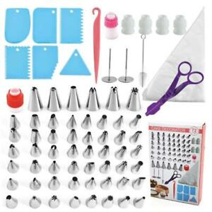 Stainless Steel Decorating Mouth Sets Cream Cakes Decorations Baking Tools Sets