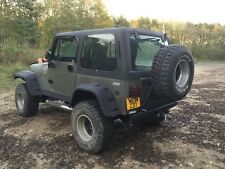 Monster 4x4 JEEP Wrangler 1996 (YJ) 2.5L Petrol & LPG RHD + Lockers. PX - SWAP