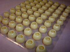 504 st. Hohlkugeln für Pralinen Weiße Schokolade Hohlkörper Trüffel