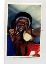 (Jm991-100) RARE,Q.O.S Who Am I ,Larry Holmes , Athlete,1994 MINT