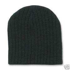 10 COLOR PK CABLE KNIT SHORT BEANIE CAPS SKULL CAP HAT