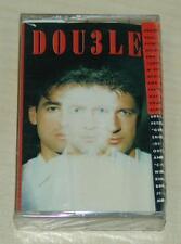 DOUBLE - DOU3LE - MC KASSETTE - NEU & IN FOLIE EINGESCHWEISST