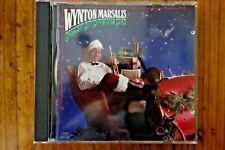 Crescent City Christmas Card by Wynton Marsalis (CD, Sep-2001, Sony Music Distr…
