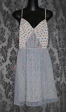 Womens 8-10 cute summer dress made by MISS SHOP